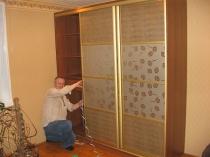 Шкаф со вставками Sibu Австрия