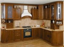 Кухня массив Арена